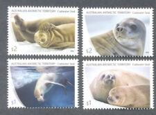 Australian Antarctic Territory Crabeater Seal mnh set 2018-Seals