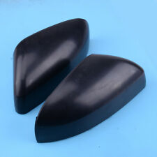 Pair Side Wing Door Mirror Cover Cap Case Fit For Volvo S60 S80 V70 2004-2006
