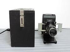✮ Ihagee EXA LAACK Anastigmat 1:2,5/7.5cm Dia Projektor // vom Händler!