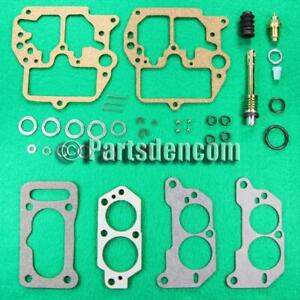 CARBURETTOR CARBY REPAIR KIT FITS HOLDEN ASTRA LC E16 1.6L 4CYL 86-1987 HITACHI