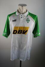 SV Werder Bremen Trikot Gr. L #7 Puma DBV Jersey 1995-1996