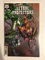 Absolute Carnage Lethal Protectors #2 Mico Suayan Codex Variant NM