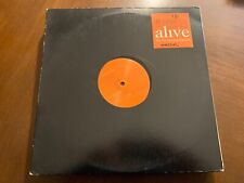"JENNIFER LOPEZ ALIVE VINYL 12"" REMIXES"