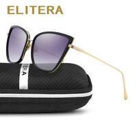 Fashion Women Sunglasses Metal Cat Eye Sun glasses Brand Designer High Quality