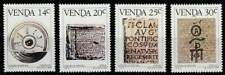 Venda postfris 1986 MNH 138-141 - History of Writing
