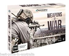 WEAPONS Of WAR Collector's Set DVD TV SERIES BRAND NEW RELEASE 4-DISC BOX SET R4