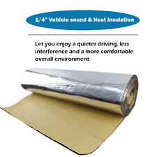 Car Heat Shield Insulation Thermal Sound Deadener Control Noise Damping 36
