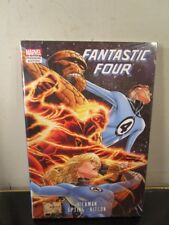 Fantastic Four Vol. 5 Jonathan Hickman Marvel Premiere Edition Hc Hard Cover New