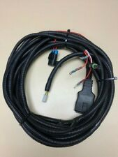 Western Fisher Snowplow 3 Pin 3 Plug Wire Harness 26345