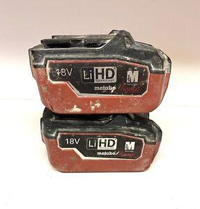 Metabo D-72622 Battery