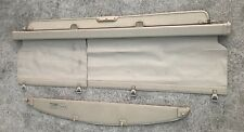 OEM Lexus RX350 RX Cargo Cover Trunk Shade Screen Beige w/ Extension 2010-2015