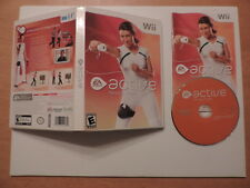 EA Sports Active (Nintendo Wii) CIB, tested and working