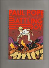 Paul Pope: Battling Boy - TPB - (Grade 9.2) 2013
