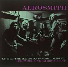 Aerosmith Live at The Hampton Classic FM Broadcast 2x HEVYWEIGHT Vinyl LP