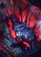 🔥 Venom #31 Woo Chul Lee Virgin Variant King in Black KIB NM Pre-Order NM!