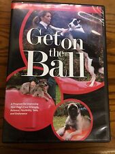 Get on the Ball DVD, Dog Workout Program, Debbie Gross Saunders