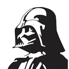 Star wars Darth vader   cut vinyl decals/sticker wall/door/car,/laptop/bedroom