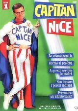 FILM DVD - CAPITAN NICE STAGIONE 1 EP. 1-5 SERIE TV LIMITATA E NUMERATA DVD