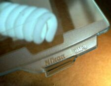 Nikon BM-9 LCD Hard Cover Cap Hood for D700 cameras Genuine OEM - Free Shipping
