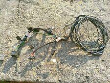 Mercedes W124 Speakers Cables Kabelbaum Leitungssatz Scheinwerfer 1244403606