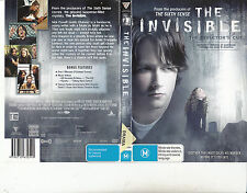 The Invisible-2007-Justin Chatwin-Movie-DVD