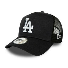 NEW ERA LA DODGERS TRUCKER CAP.9FORTY DARK NAVY A FRAME ADJUST BASEBALL HAT S20