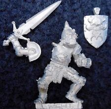 1999 Undead Wight Champion Command Group Citadel Skeleton Warhammer Army Lord GW