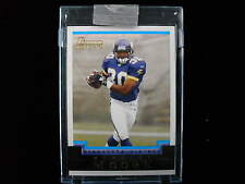 2004 Topps Chrome Mewelde Moore gold  rookie card 136/165  RC