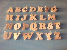Wooden Alphabet Key Rings A to Z, 26 Items