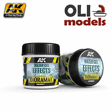 Diorama Series: WATER GEL EFFECTS Acrylic 100ml Bottle - AK Interactive 8007