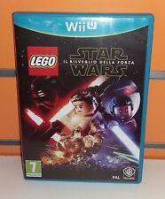 Lego Star Wars - Il Risveglio della Forza WII U USATO ITA