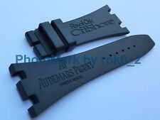 GENUINE AP AUDEMARS PIGUET ROYAL OAK OFFSHORE 28mm RUBBER STRAP Band BRAND NEW!!
