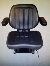 Seat for Construction, Agricultural, Industrial Equipment