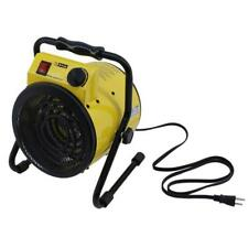 Electric Portable Shop Space Heater 120V 1500W High Limit Temperature Control