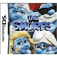 Nintendo DS - The Smurfs