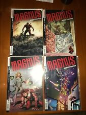 Magnus Robot Fighter 4 Books- High Grade Comic Book B27-49