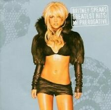 "BRITNEY SPEARS ""GREATEST HITS MY PREROGATIVE"" CD NEU"