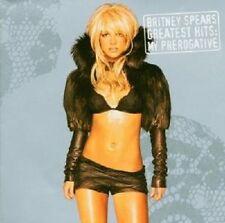 "BRITNEY SPEARS ""GREATEST HITS MY PREROGATIVE"" CD NEU"