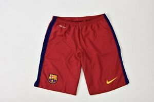 Barca Nike FC Barcelona Home Football Shorts SIZE S (adults)