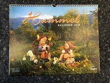 M.I. Hummel Kalender 39 cm. Top Zustand