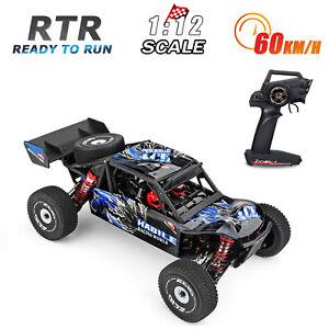 Wltoys 124018 60km/h High Speed Racing Car  1/12 Off-Road Drift Car RTR