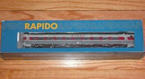 RAPIDO 100344 LIGHTWEIGHT COACH MONON # 21