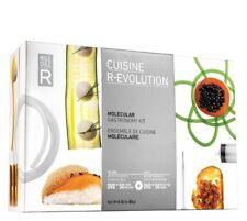 Cocina Molecular Cuisine R-evolution Kit Bar Molecule-r con receta Dvd De Regalo
