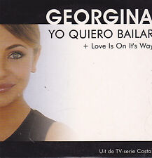 Georgina Verbaan-Yo Quiero Bailar cd single