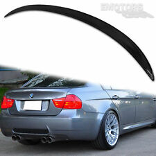 """READY TO SHIP"" Carbon BMW E90 3-SERIES 4DR M3 Trunk Spoiler 316i 318d 320i 335d"