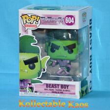 Pop Television Teen Titans Go 604 Beast Boy Funko Figure 28676