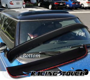 """38.5"""" Inch 980mm Deflector Moon Sunroof Sun Roof Visor 3mm For Mid Size Vehicle"""