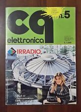 R26> CQ Elettronica Edizioni CD Bologna n.5 maggio 1978