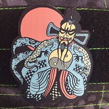 Tactical Outfitters - Big Trouble In Little China Fu Manchu Morale Patch