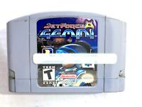 Jet Force Gemini NINTENDO 64 N64 Game Tested + Working & Authentic!